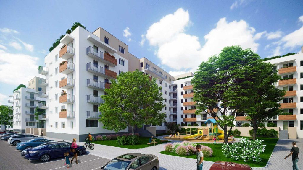 Galvani HOME - nové byty Bratislava Ružinov