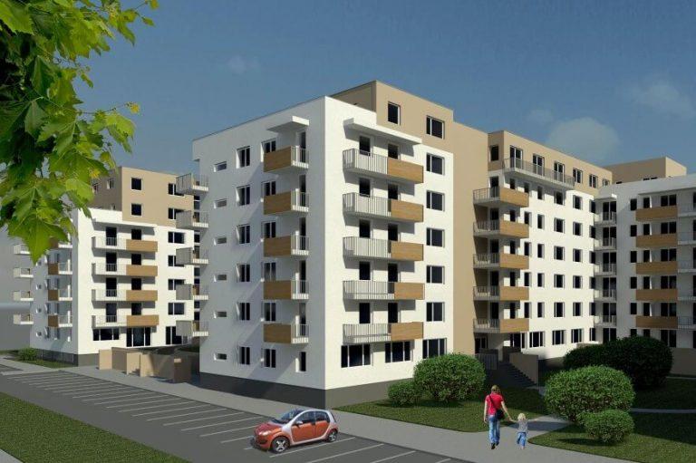 Galvani HOME - novostavba Bratislava Ružinov