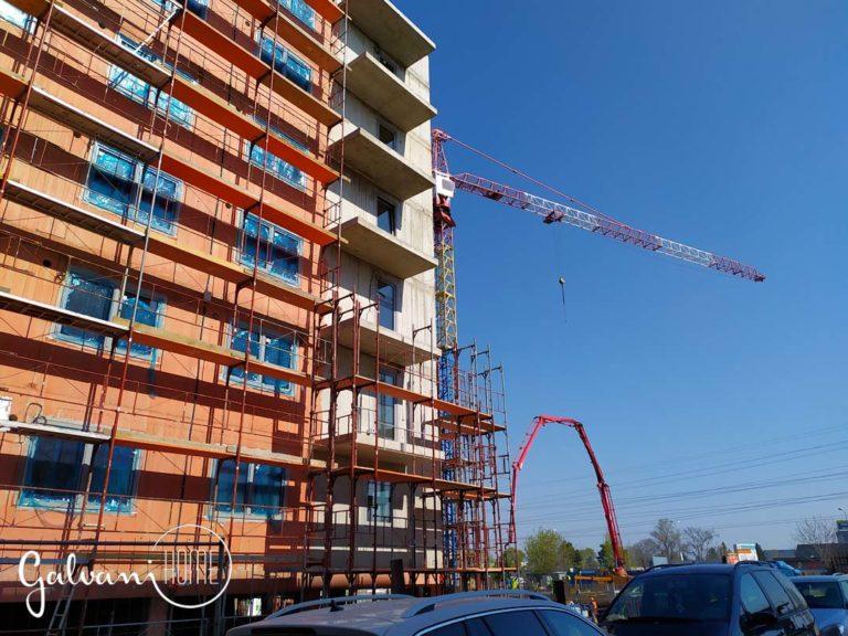 Galvani HOME - novostavba Bratislava v Ružinove - Trnávka
